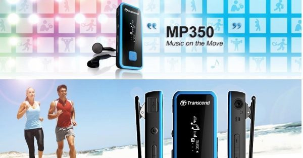 Test avis Transcend MP350