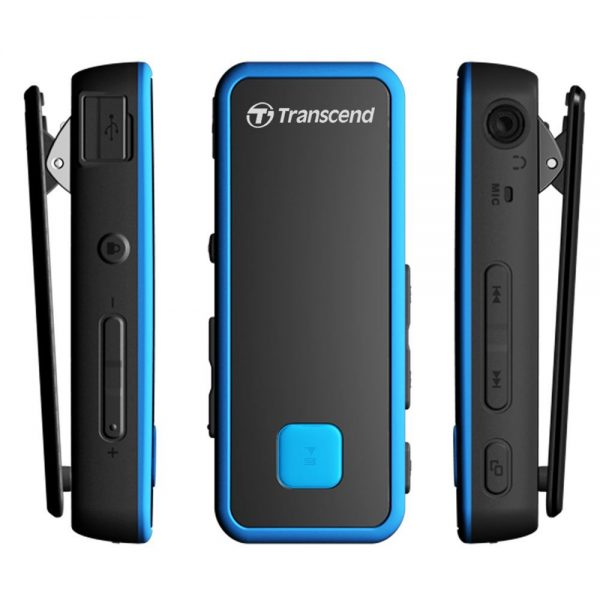 Transcend MP350 avis test